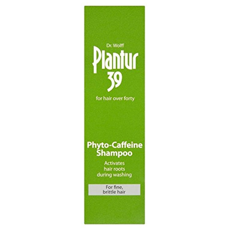 リネン仮定、想定。推測言い訳Plantur 39 Phyto Caffeine Shampoo for Coloured & Stressed Hair (250ml) 色や髪を強調した( 250ミリリットル)のための39フィトのカフェインシャンプー...