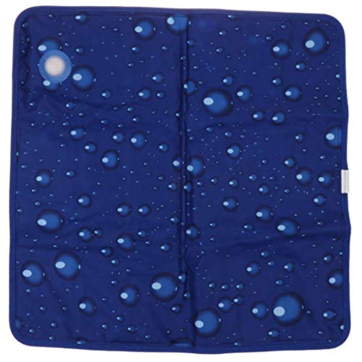 協会センブランスシンプトン冷却シートクッション クールパッド アイスパッド 熱中症対策 ウォーターパッド 全6色 - 06