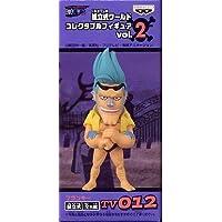ワンピース 組立式ワールドコレクタブルフィギュア vol.2 TV012 フランキー 単品