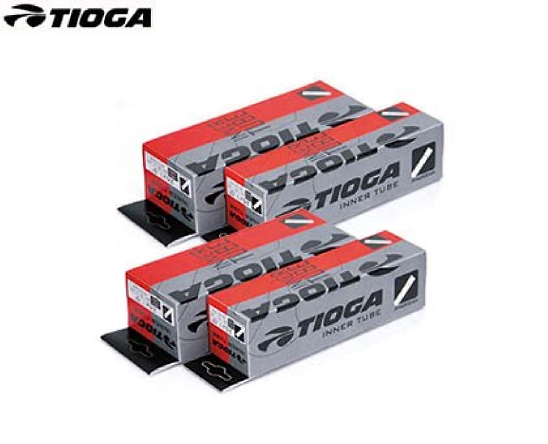 考案する遊具うれしいタイオガ(TIOGA) チューブ 26インチ 米式36mm 26x1.00-1.25 TIT11100