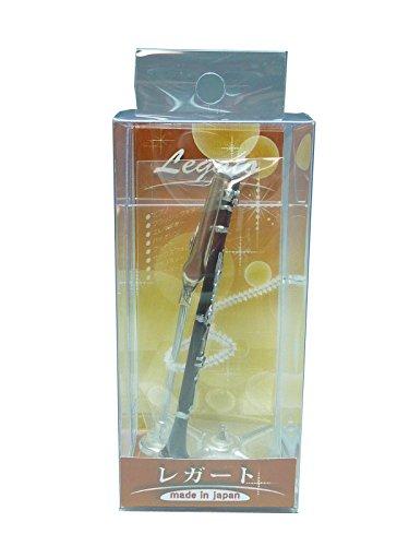 レガート LG3 楽器型メモスタンド クラリネット...