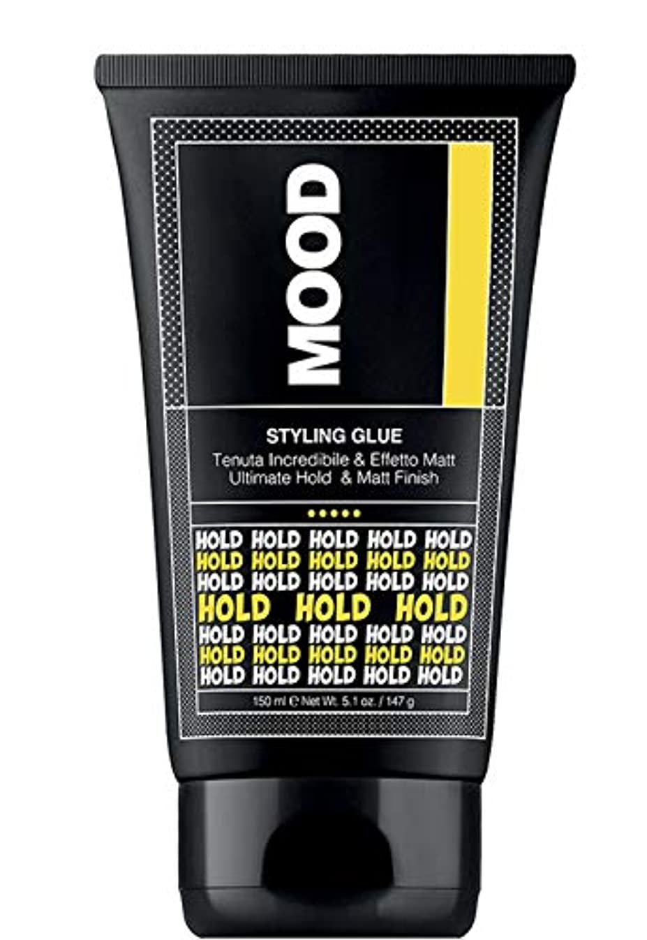 セント戦艦木◆【MOOD】イタリア発◆MOOD スタイリング グルー 150ml◆