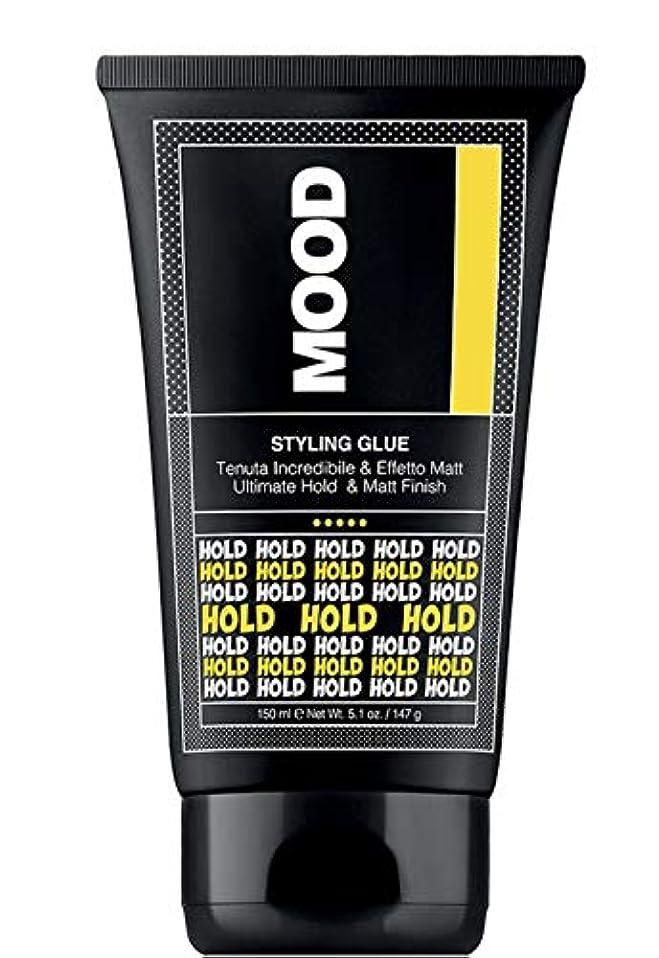 外側便利さ補体◆【MOOD】イタリア発◆MOOD スタイリング グルー 150ml◆