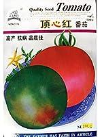 1オリジナルパック、約250種/パック、ビッググリーン赤いトマト種子家宝オーガニック野菜#NF257