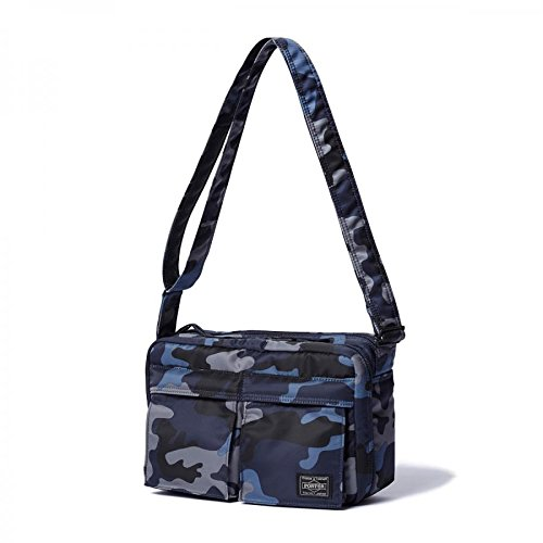(ヘッド・ポーター) HEADPORTER JUNGLE SHOULDER BAG (S) DARK NAVY