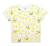 ポケモンセンターオリジナル graniph Tシャツ ピカチュウパターン 130
