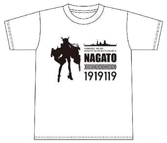 スカイネット 艦隊これくしょん Tシャツ バトルシップ 長門 (M)