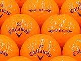 【ABランク】【ロゴなし】キャロウェイ ERC 2013年モデル クリスタルオレンジ 1個【球手箱製ロストボール】