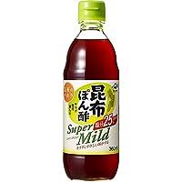 ヤマサ 昆布ぽん酢スーパーマイルド 360ml