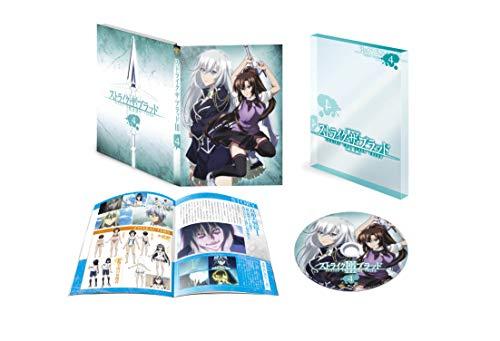 ストライク・ザ・ブラッドⅢ OVA Vol.4 (7~8話/初回仕様版) [Blu-ray]