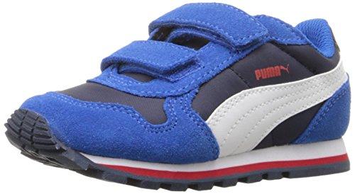 Puma StランナーNL Vキッズスニーカー カラー: ブ...