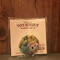 トイストーリー4 缶バッジ ディズニー バズ ウッディー スプーキー disney toy story