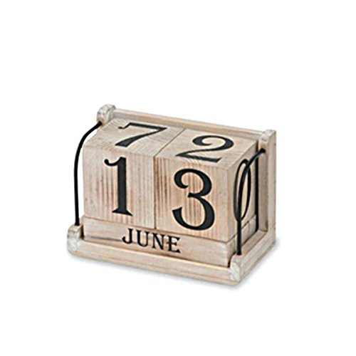 RoomClip商品情報 - カレンダー/インテリア 雑貨 アンティーク 壁面装飾 万年カレンダー  40578