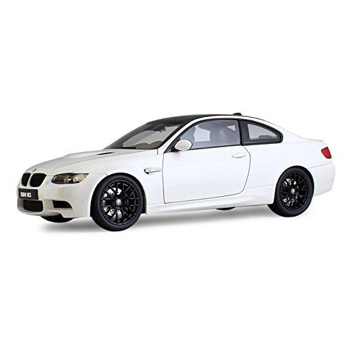 京商 1/18 BMW M3 クーペ ホワイト KS08734W