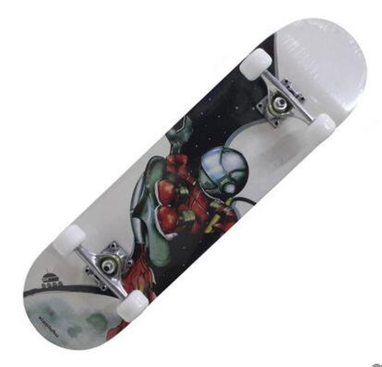 YQ スケートボード スケボー 完成品 q-1