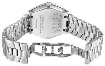 エベル Ebel Classic Sport Stainless Steel Mens Watch Date 9955Q41/163450 男性 メンズ 腕時計 【並行輸入品】