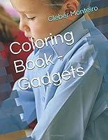 Coloring Book - Gadgets