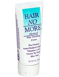 海外直送品Hair No More Hair No Hair No More Vanishng Cream, 6 OZ EA
