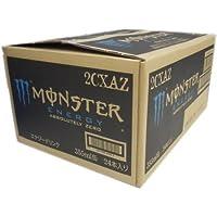 アサヒ モンスター アブソリュートリーゼロ MONSTER ZERO 355ml缶×24本・1ケース (ブルー缶)