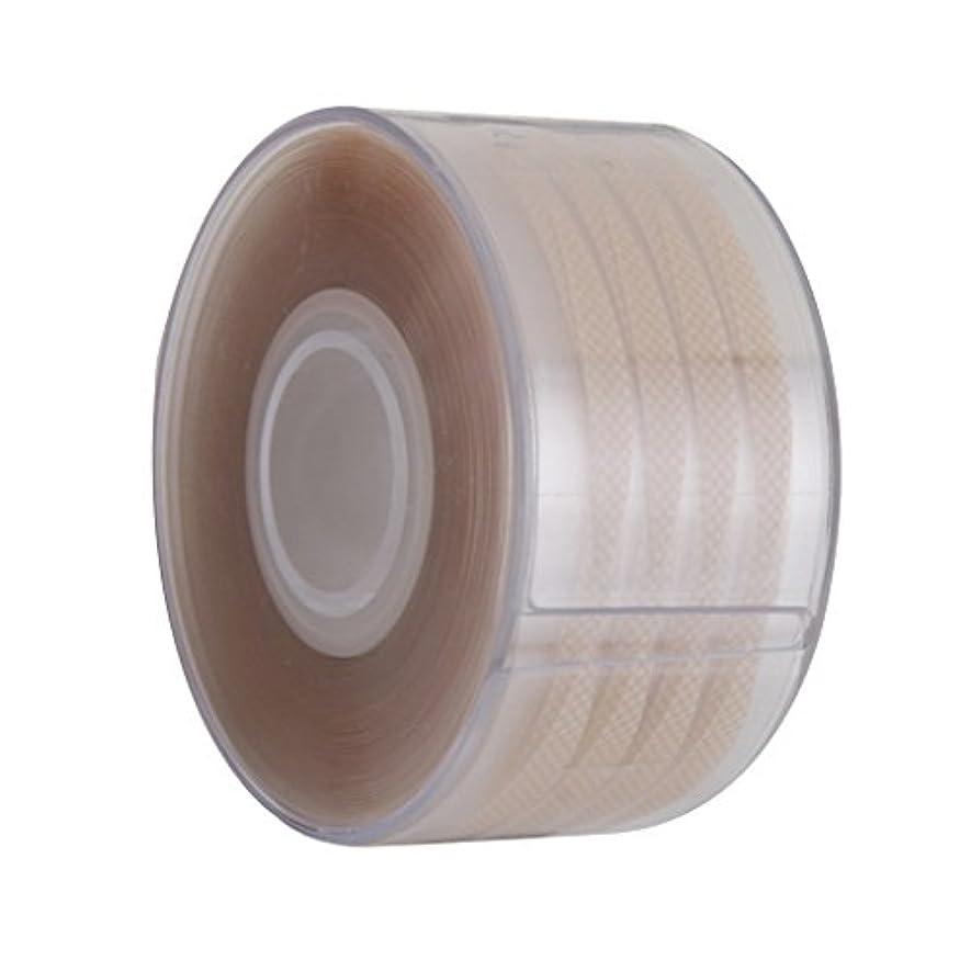 300ペア接着剤目に見えない二重まぶたテープステッカー - S