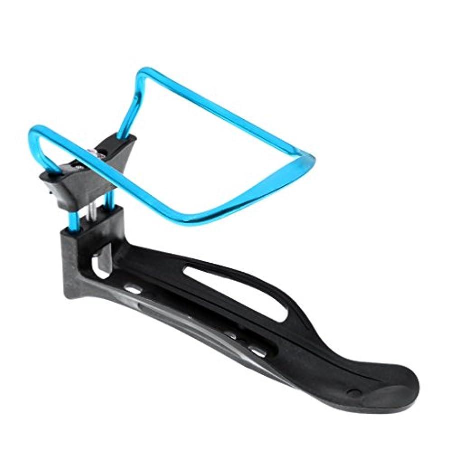 目に見える話をする暗くするFenteer ロードバイク 水ボトルホルダー 調整可能 ボトルケージ MTB ケージ ホルダー  耐用 全4色