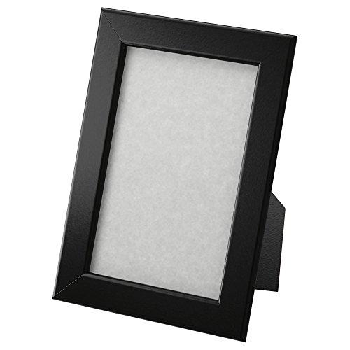 IKEA FISKBO 10300442 フレーム ブラック 18x13 cm