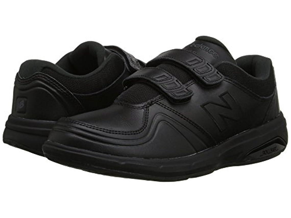 製造特別な無法者(ニューバランス) New Balance レディースウォーキングシューズ?靴 WW813Hv1 Black 12 (29cm) D - Wide