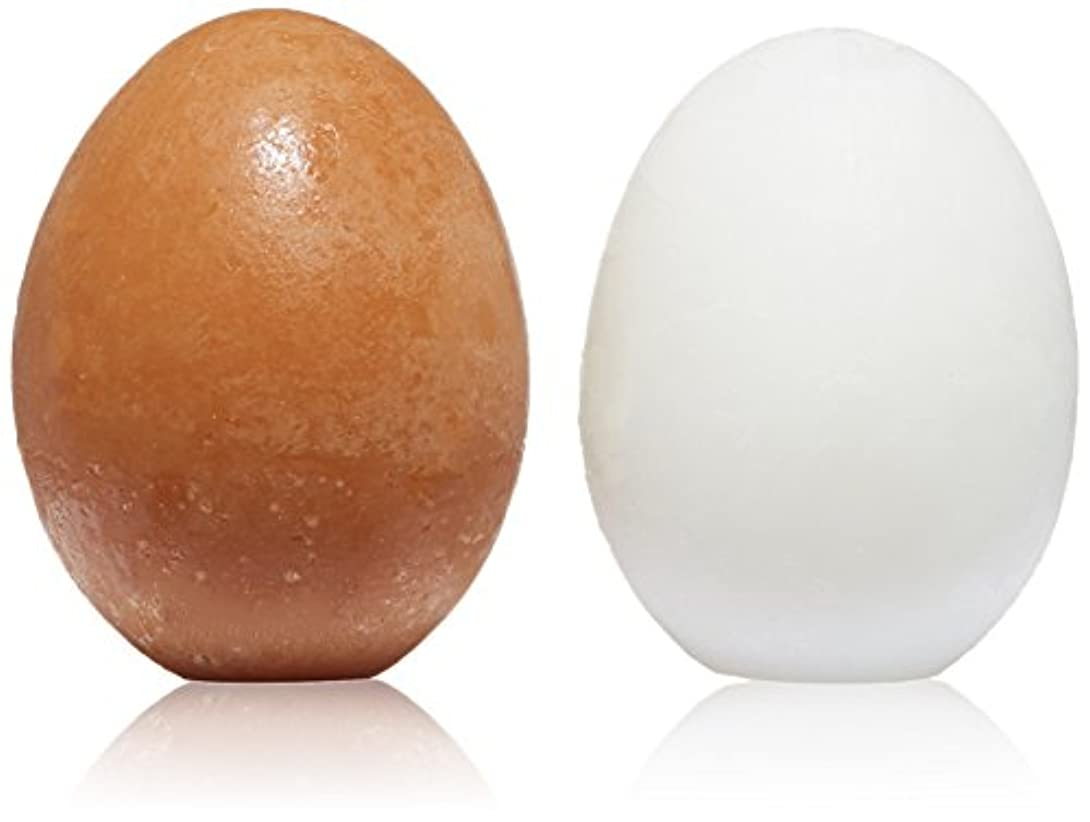 重力ヘッドレスウォルターカニンガムトニーモリー Egg Pore Shiny Skin Soap 2x50g(8806358594442)