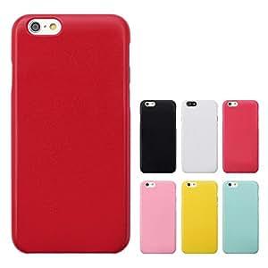 [Breeze-正規品] Apple iPhone 6S Plus カバー iPhone6SPlus ケース iPhone6S Plus カバー iPhone 6SPlus ケース アイフォン6/6S Plus カバー iphone6 /6S Plus ケース カバー iPhone6/6S Plus カバー iPhone6/6S Plusケース☆RED