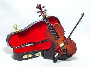 バイオリン 15cm ミニチュア楽器