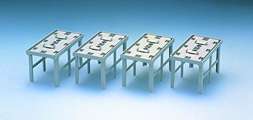 Nゲージ関連用品 複線高架橋脚 (小型・4個入) 3047