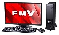 富士通 デスクトップパソコン FMV ESPRIMO DHシリーズ WD2/B2(Windows 10 Home/21.5型ワイド液晶/Core i7/8GBメモリ/約1TB HDD/Office Home and Business Premium)AZ_WD2B2_Z521/富士通直販WEBMART専用モデル