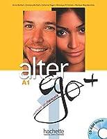 ALTER EGO+-1/LIVRE+CD-ROM (Alter Ego +)