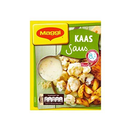 チーズソースミックス | Maggi | チーズソースミックス | 総重量 37 グラム