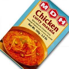 MDH チキンカレーマサラ 100g 3箱 Chicken curry masala スパイス ハーブ 香辛料 調味料 ミックススパイス 業務用