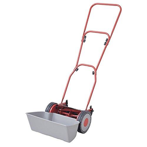 山善 園芸用品 手押芝刈機 刈る刈るモア 刈込幅200mm KKM-200 1台