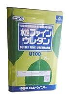 日本ペイント 水性ファインウレタンU100 ND-101 15kg