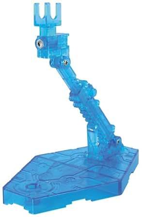 バンダイプラモデル アクションベース2 クリアブルー