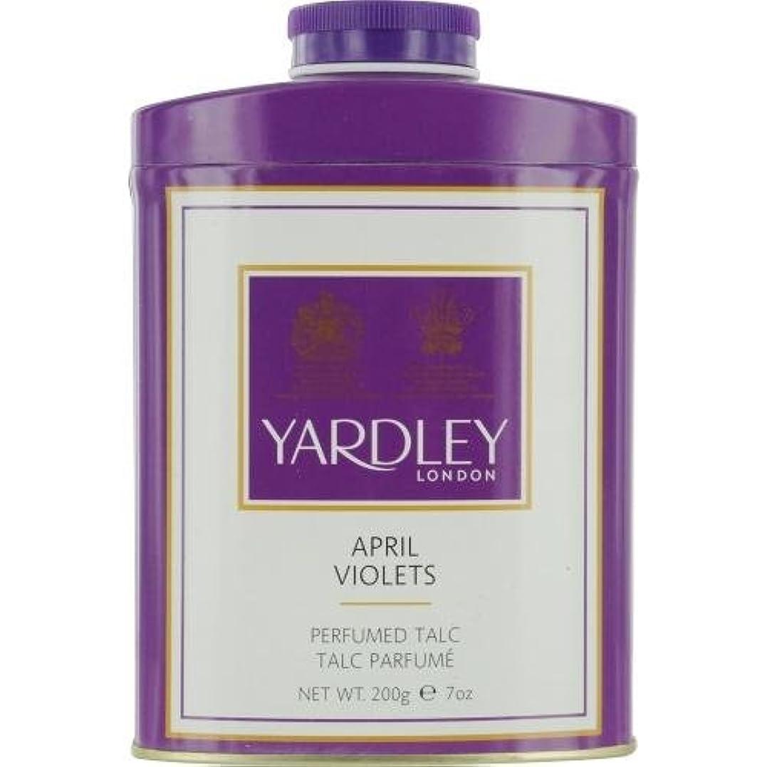 章酸度結婚式ヤードレー エイプリルバイオレット タルク 200g