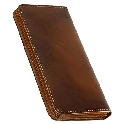 (ラファエロ) Raffaello 本革 メンズ 二つ折り長財布
