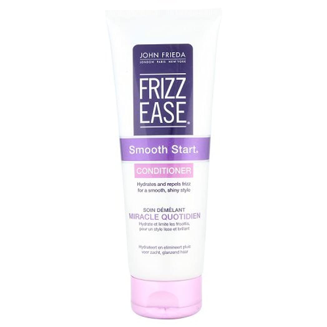 定義する神経障害ピストンJohn Frieda Frizz-Ease Smooth Start Conditioner 250ml