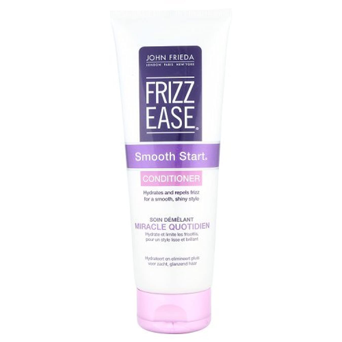 にはまって混雑エレメンタルJohn Frieda Frizz-Ease Smooth Start Conditioner 250ml