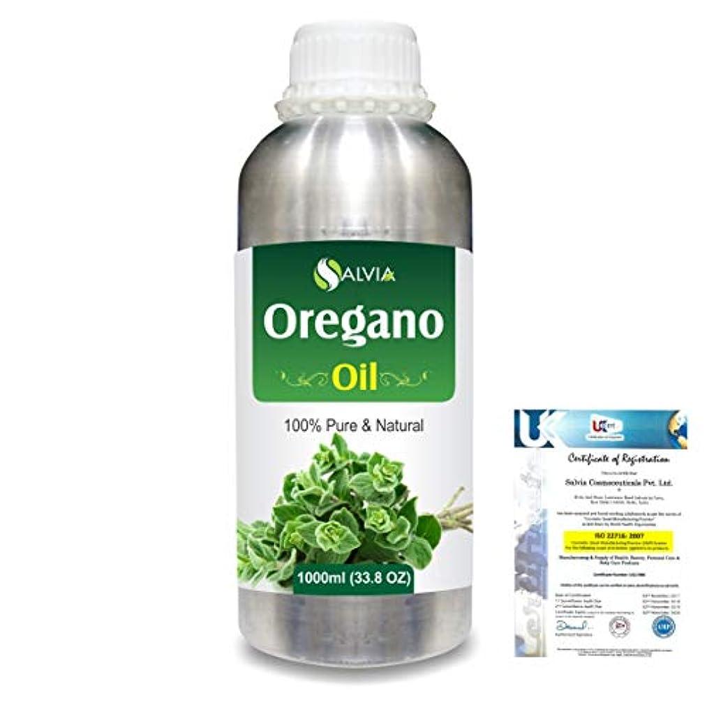 作成者再びわがままOregano (Origanum vulgare) 100% Natural Pure Essential Oil 1000ml/33.8fl.oz.