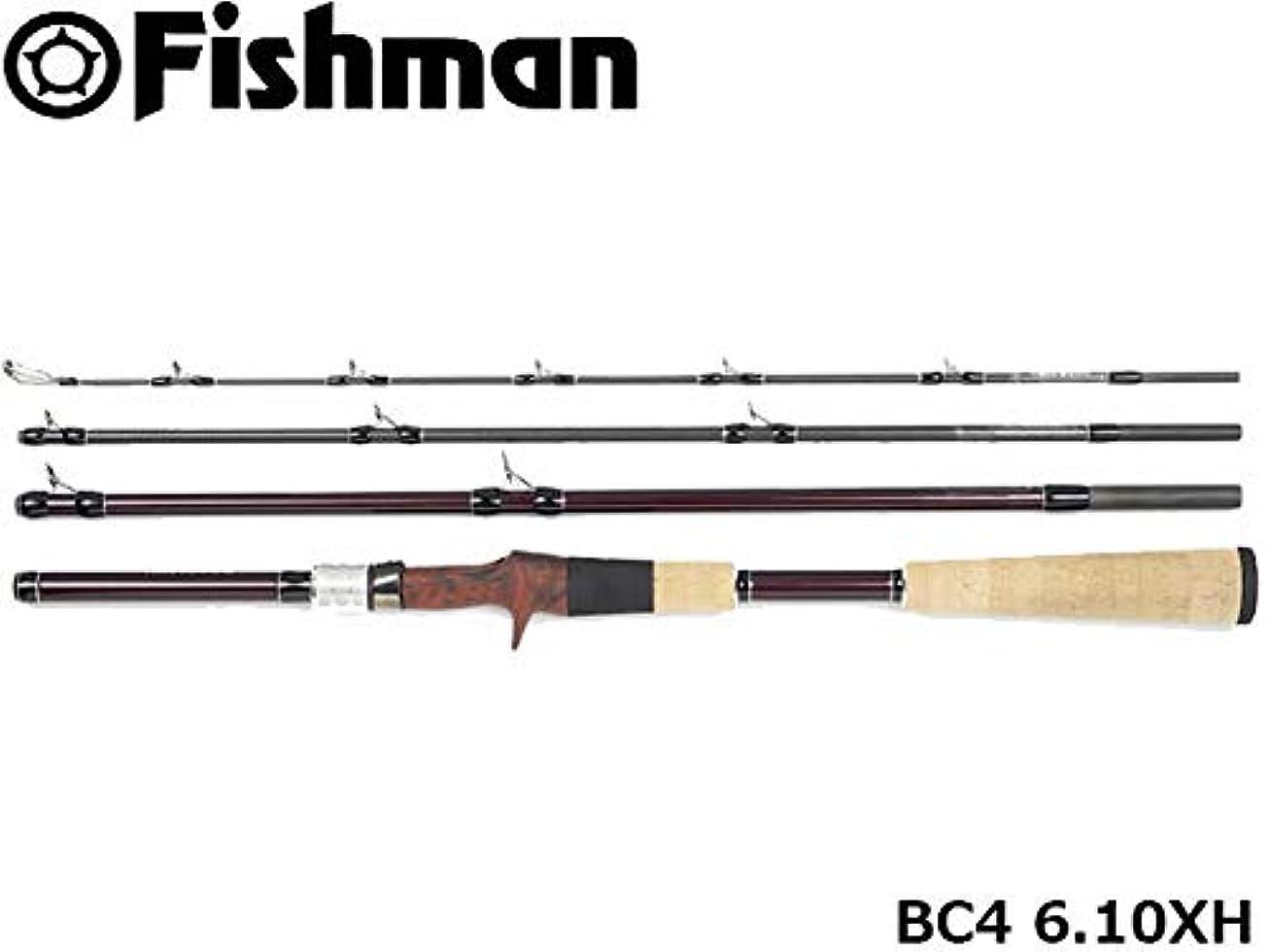側面スキャンダラス派生するフィッシュマン ビーシーフォー ロクテン BC4 6.10XH