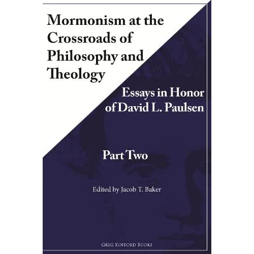 essays on mormonism When the gospel topics essays were first posted on the official website of the church of jesus christ of latter-day saints (ldsorg), the intention of the leadership was to calm the concerns that many members had about their.
