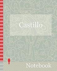 Notebook: A notebook named Castillo
