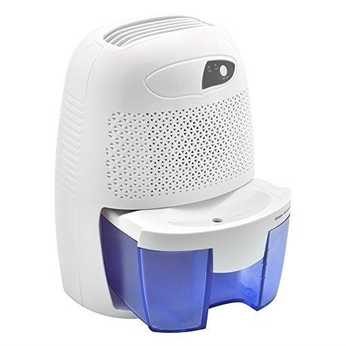 除湿機 WUUDI 衣類乾燥除湿機 除湿器 500ml 部屋干し 静音 新型 カビ防止 空気浄化 省エネ 2年保证 (500ML)
