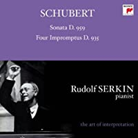 Schubert: Piano Sonata D959