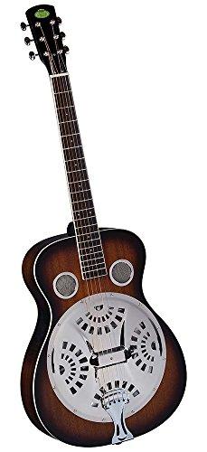 Regal Studio Series リゾネーターギター マホガニーボディ/タバコサンバースト RD-30T