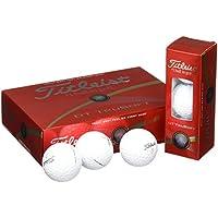 TITLEIST(タイトリスト) DT TruSoft ゴルフボール 12個 2ピース 飛距離&超ソフト